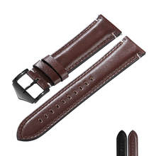 22mm Leather Watchband for Fossil watch strap Quick Release