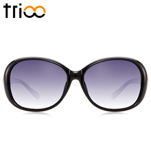 TRIOO Polarized Shades Women UV400 Driving Sunglasses For Women Luxury Brand Gradient Style Oculos Fashion Sun Glasses Female