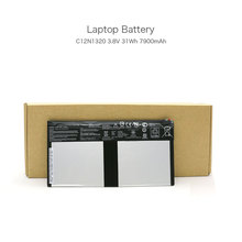 three.8V 31Wh 7900mAh C12N1320 Laptop computer Li-polymer Battery for ASUS T100TA-C1-RD (S) Transformer Guide T100T T100TAF T101TA Pill