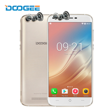 Doogee X30 5,5 Zoll Smartphone Quad Kamera 8.0MP + 8.0MP Android 7.0 2 GB RAM 16 GB ROM Quad Core 3360 mAh 3G Handy Celular