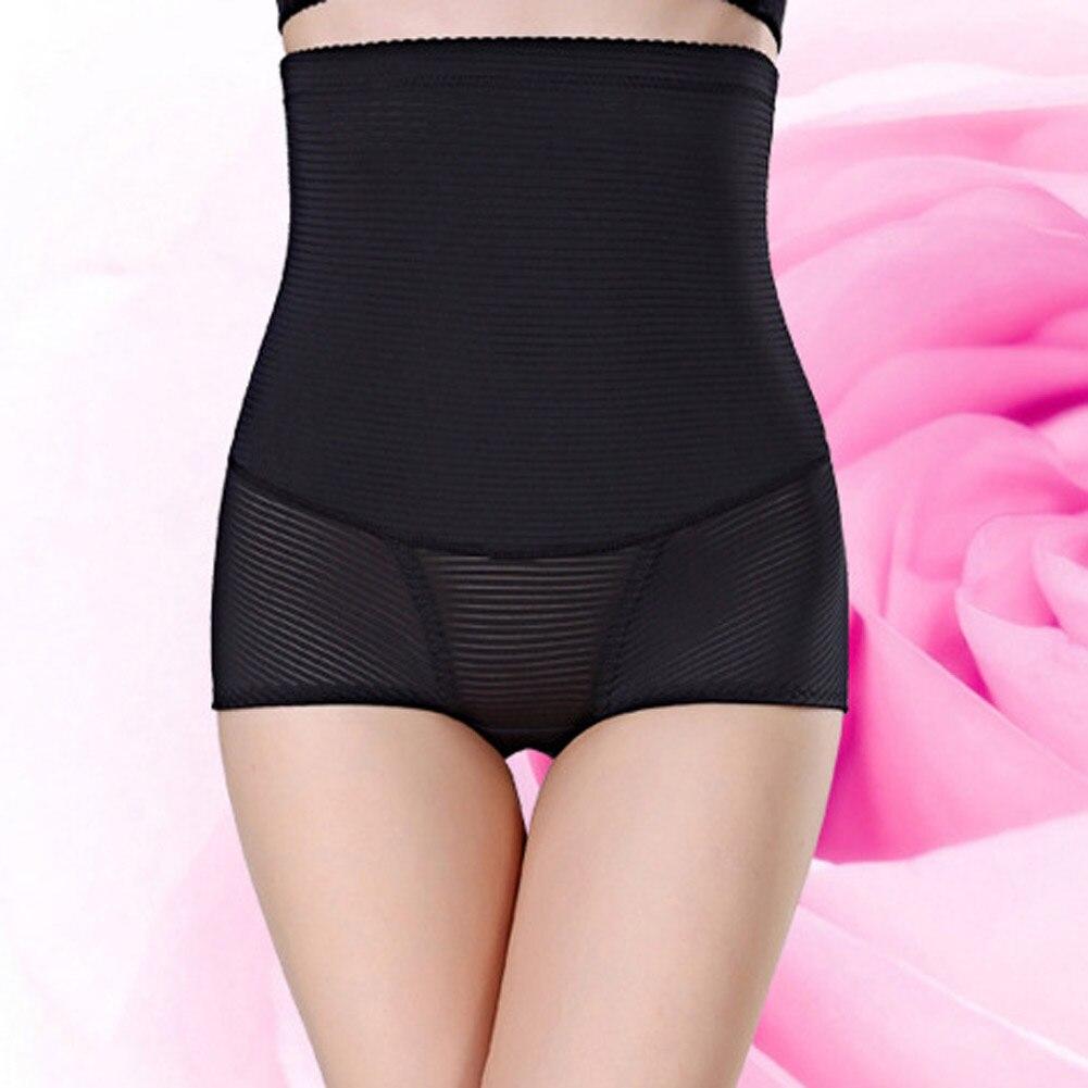 16065d79e5c4f Women High Waist Slimming Body Shaper Tummy Belly Control Panties Postnatal  Corset Briefs Shapewear Girdle Underwear Seamless -in Control Panties from  ...
