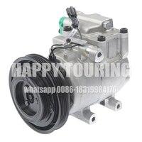 HS15 air conditioning ac compressor for Hyundai Getz/Kia 97701 1C250 977011C250 9770127000 97701 27000