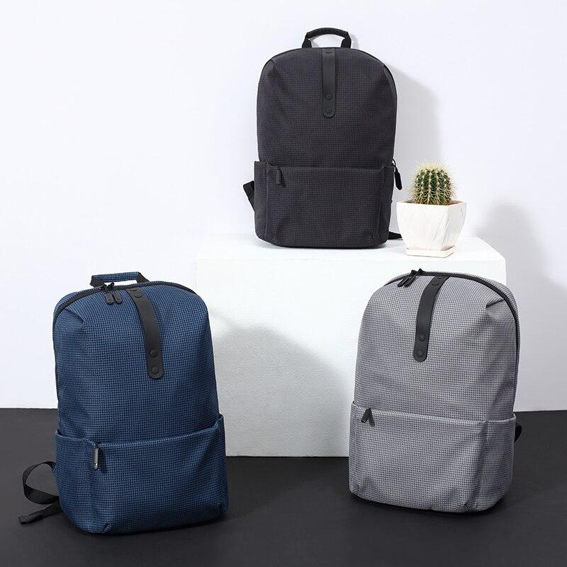 escola bolsa de 15.6 polegada Modelo Número : Xiaomi College Casual Shoulder Bag
