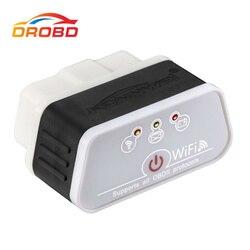 2018 Konnwei KW903 EML327 OBD2 Wifi V1.5 automatyczne narzędzie diagnostyczne ODB 2 autoscanelm 327 Wifi dla IOS/android