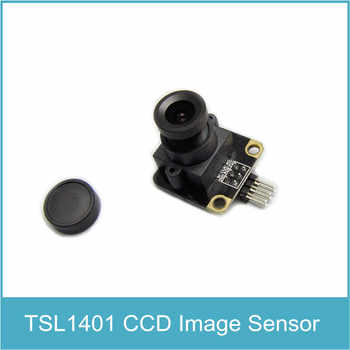 TSL1401CL 128X1 Linear CCD Camera Sensor Linear Image Sensor Adjustable op amp - DISCOUNT ITEM  16% OFF All Category