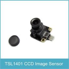 TSL1401CL 128X1 الخطي كاميرا بجهاز اقتران الشحنات الاستشعار الخطي دارة بصرية متكاملة لاستشعار الصورة قابل للتعديل op amp