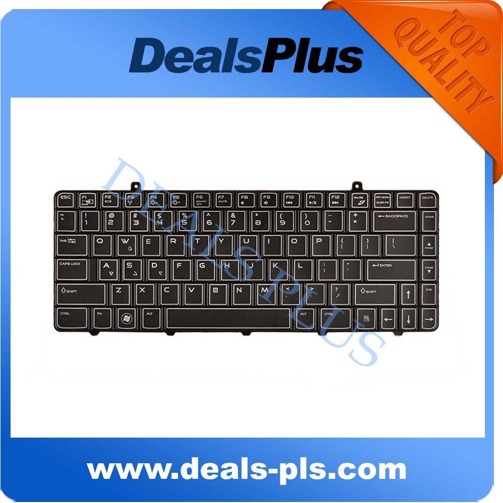 US Laptop Tastatur Mit Hintergrundbeleuchtung Für Dell Alienware M11x R2 R3 M11x-R2...