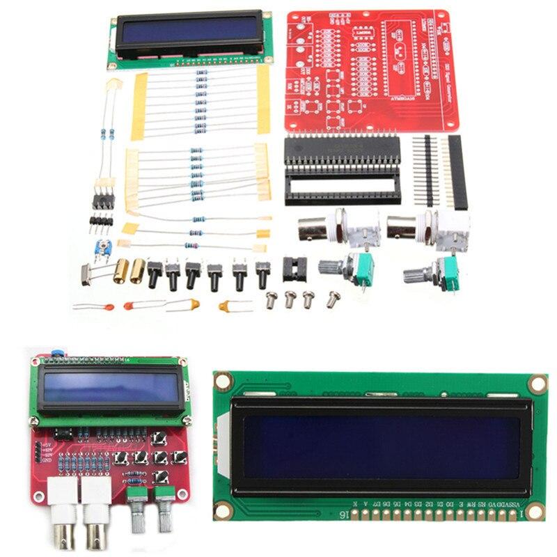 1 шт. DDS Функция генератор сигналов Модуль синуса/Треугольники/меандр цифровой модуль Активные компоненты