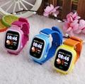 Дешевый телефон Смарт часы с Wi-Fi Gps + WI-FI Дети поддержки Русский Spainsh язык