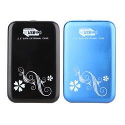 """Портативный Черный 2.5 """"HDD SATA случае к USB 3.0 внешний корпус HDD SATA жесткий диск HD корпус для Тетрадь настольный ПК fw1s"""