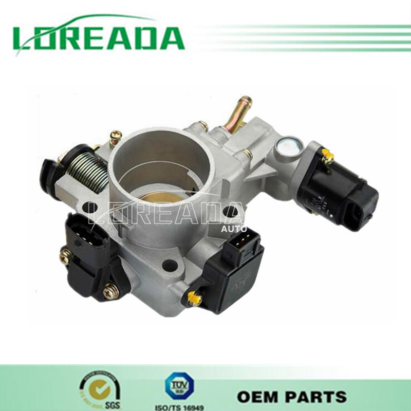 Brand New Throttle body for DAIHATSU CHARADE 474 Engine  UAES system OEM quality Fast Shipping  Bore Size 40mm 100% Testing New