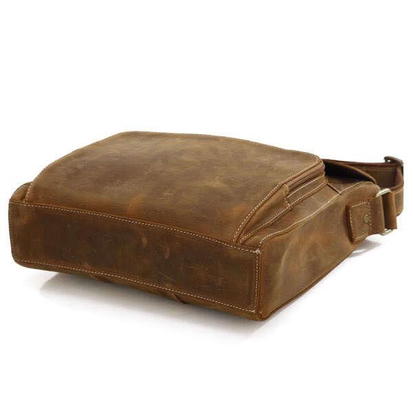 Korting JMD Fashion Crazy Horse Lederen Mannen Messenger Bags - Handtassen - Foto 4