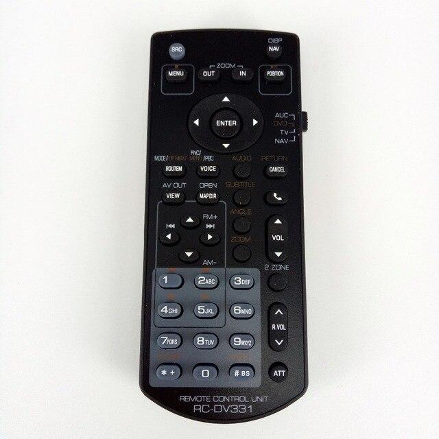 RC DV331 per Kenwood Ricevitore del Telecomando per DDX516 DDX616 DNX5160 DNX6020EX DNX6160 DNX6460BT DNX6960 DDX6046BT KVT 516