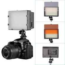 Big discount NEEWER CN-216 Dimmable Ultra High Power Panel Digital Camera/Camcorder Video Light LED Light for Canon Nikon Pentax Panasonic