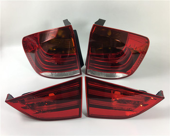 eOsuns LED rear light + brake light + turn signal rear bumper light reflector for BMW 7 series X1 E84 16i 18i 20i 25ix 28ix 35ix