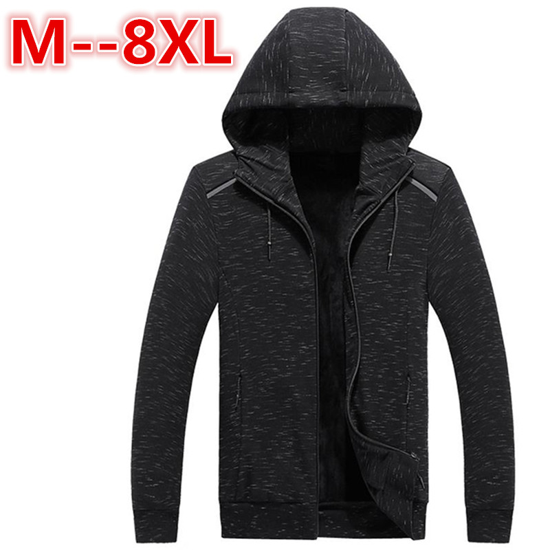 Фото Plus size 8xl 6xl 5xl 4x 2017 thicken winter Jacket Parkas men male cotton Fleece Warm winter New top QualityTop down Parkas men