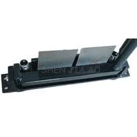 DIY small manual bending machine 0 210mm folding machine iron sheet metal bender plate bending machine 1pc