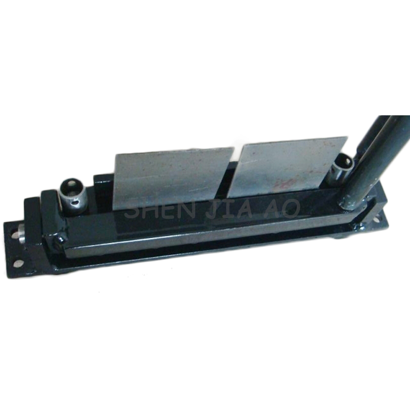 DIY small manual bending machine 0-210mm folding machine iron sheet metal bender plate bending machine 1pc diy small manual bending machine folding machine iron sheet metal bending plate bending machine 1pc