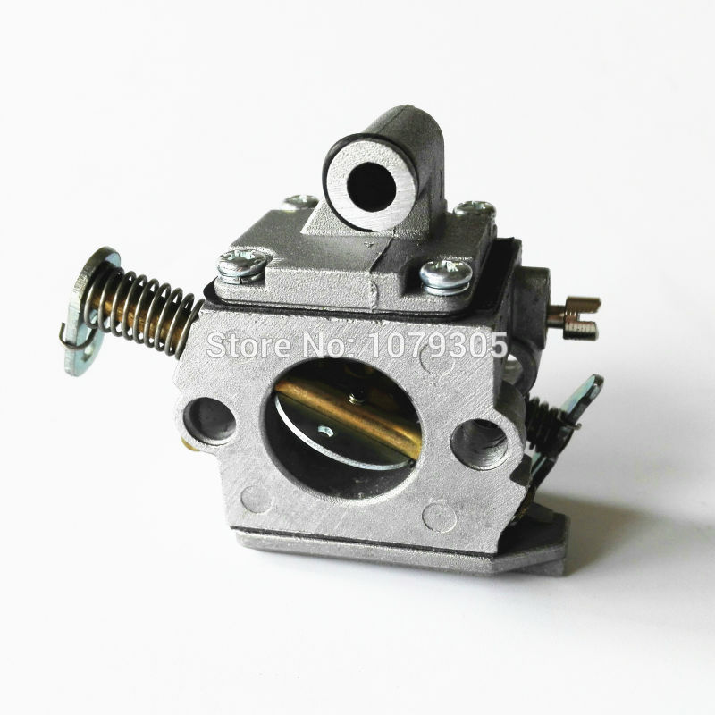 Carburetor Carb for Zama fit STIHL CHAINSAW 017 018 MS170 MS180 CARBURADOR CHAINSAWS قسمت تعمیر