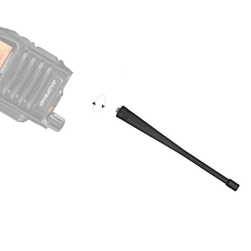 Baofeng Walkie Talkie Antenna For BF-9700 UV-9R PLUS BF-A58 UV-XR GT-3WP UV5R-WP For Pofeng Two Way Radio Antenna Accessories