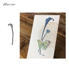 JC Metal Cutting Dies Scrapbooking Craft Flower Bouquet Cut Die Stencil Handmade Folder Paper for Card Making Model Decoration