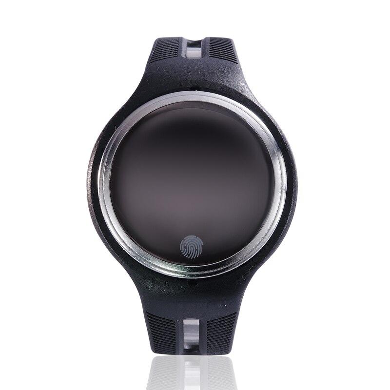 imágenes para Natación deportes Correr Brazalete Rastreador Alarma Vibratoria Muñequera Inteligente Relojes Cámara Remota para Meizu MX4 Pro Móvil