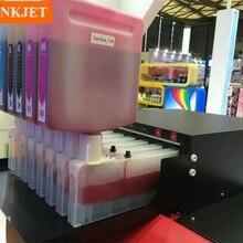 Пустой картридж объемом 440 мл, можно напрямую сопоставить чернильный флакон для Mutoh для Roland для принтера серии Roland