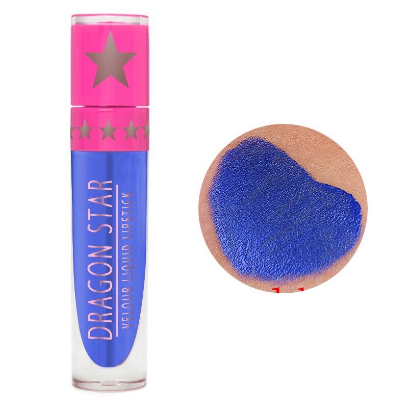 Жидкая металлическая губная помада, водостойкая, блестящая, сексуальная, красная, синяя, для губ, оттенок, блеск для губ, Обнаженная, долговечная, антипригарная чашка, блеск для губ TSLM1 - Цвет: 14