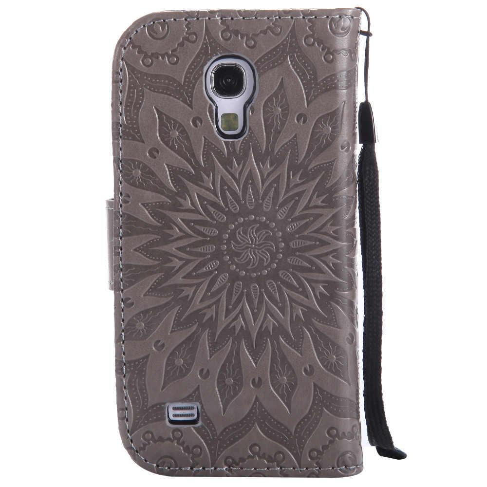 Флип кожаный чехол на СПС Fundas samsung Galaxy s4 s5 mini S6 edge S9 S10 Plus S10E S7 s8 note 9 8 Coque Wallet Cover чехол для телефона