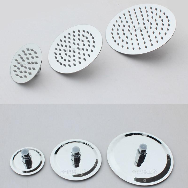 Regen Duschkopf-kaufen Billigregen Duschkopf Partien Aus China ... Quadratische Edelstahl Designer Duschkopf