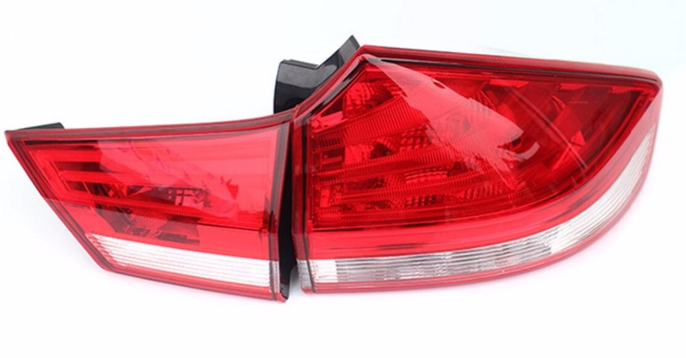 EOsuns Rear Lamp Reverse Light Tail Light Assembly For Suzuki Alivio Ciaz Middle And High Version