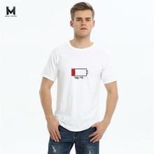 Cool New T Shirts Men Fashion Power Printing Top Tees Pug Life Tshirts O Neck Camisetas 97%Cotton Short Sleeve T-shirts Tops