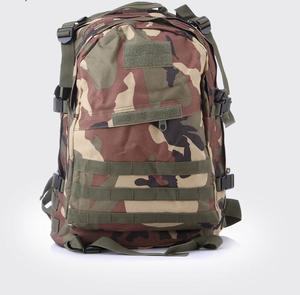Image 4 - 40L açık 3D spor askeri taktik tırmanma dağcılık sırt çantası kamp yürüyüş Trekking sırt çantası seyahat açık çantası