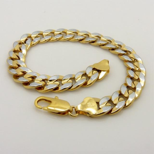 Фото снаряженная набор ювелирных изделий золотое заполненное мужское цена