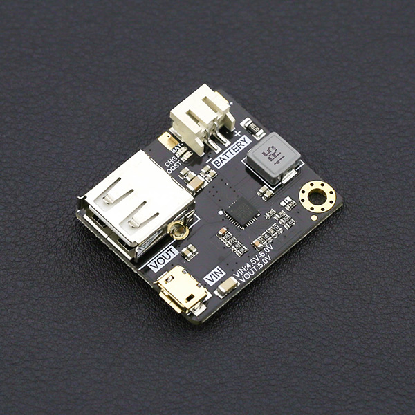 The MP2636 Power Management Module Is A Small Volume Charging And Boosting Two In One Module.