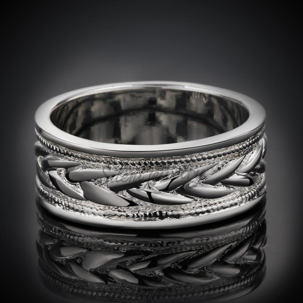 free shipping Elegant Wholesale Silver New Model Wedding Finger Ring