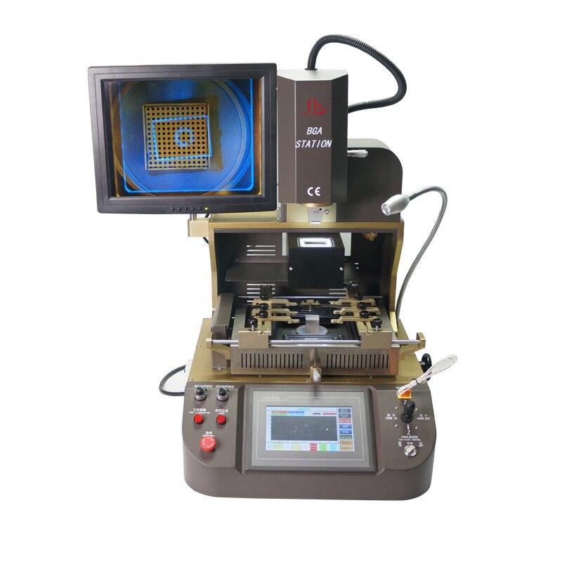 LY 5320 Station de reprise Mobile automatique BGA 4200 W BGA Machine de reprise pour iPhone CPU IC puce Samsung réparation de carte mère