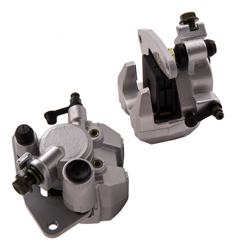 1 Pair Front Left And Right Brake Caliper For Honda Atv