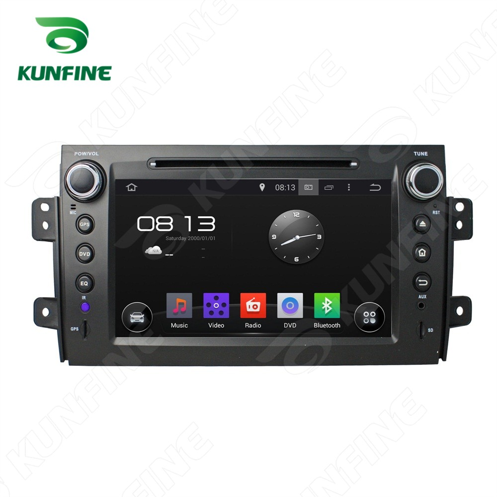 Car dvd GPS Navigation player for SX4   2006-2012 F