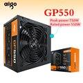 Aigo GP550 активного источника питания Номинальная power550W 80plus <font><b>bronze</b></font> питания 12 V atx pc Настольный компьютер питания