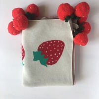 Blanket For Kids and Babies 100% Cotton Organic Knitted Baby Blanket Newborn 150cm Sofa Throw Blankets Crib Stroller Blanket
