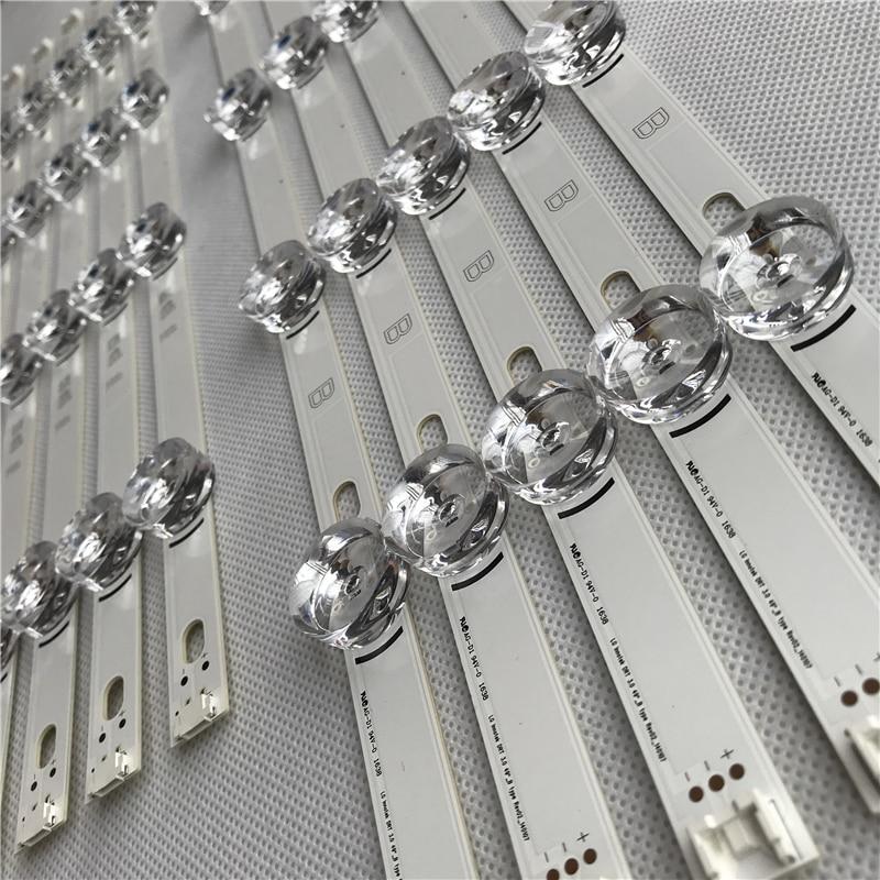 Original LED Backlight Strip For LG 49LB620V Innotek DRT 3.0 49