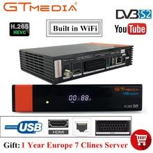 Buy V8 Nova decoder with 1 Year Cline for Europe Freesat GTMedia upgrade V8 Super Full HD DVB-S2 Satellite TV Receiver Built-in wifi directly from merchant!