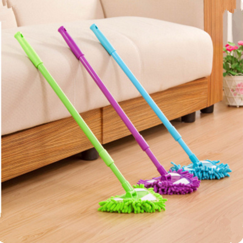 Mini Mop Bathroom floor cleaning tool Flat lazy Mop Wall ...