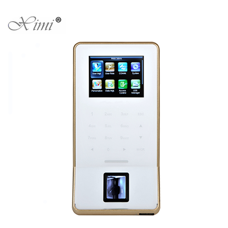 New Arrived ZK F22 WIFI TCP/IP Biometric Fingerprint Door Access Control System ZK F28 Fingerprint Time Attendance Time Clock цены онлайн