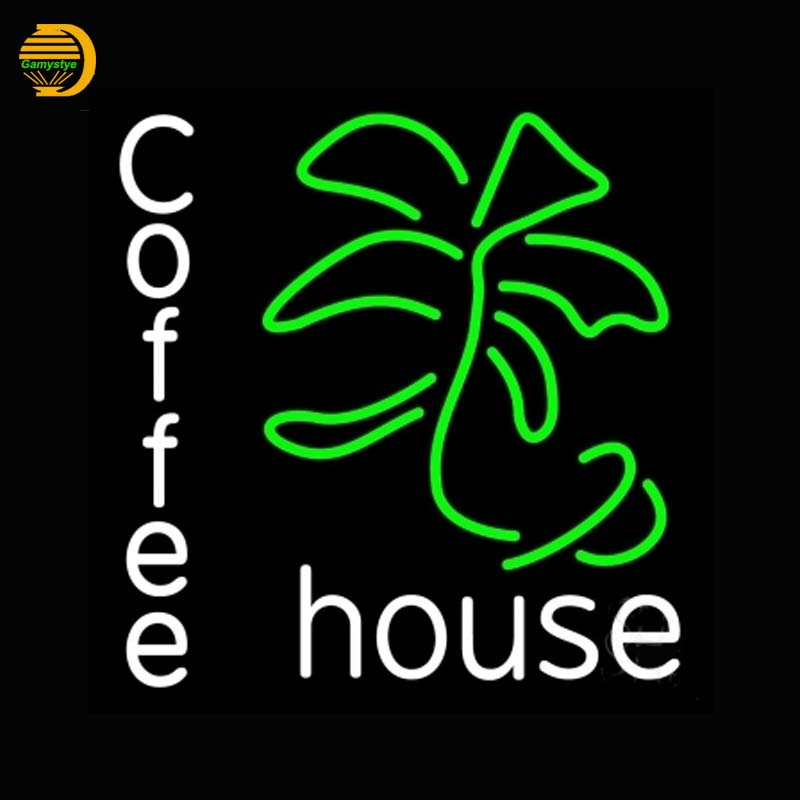Coffee House Neon Sign Tree Neon Light Sign Glass Tube Arcade neon signs for bar Neon handcrafted Pub Beer Sign Publicidad 17x14 mary pope osborne magic tree house cd edition books 17 24