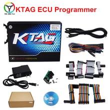 Интернет-KTAG 7.020 V2.23 без маркер ограничить KESS 5.017 2.23 мастер ЭКЮ программист K-TAG V7.020 ЭБУ чип-тюнинг инструмент Бесплатная отправка ECM gpt