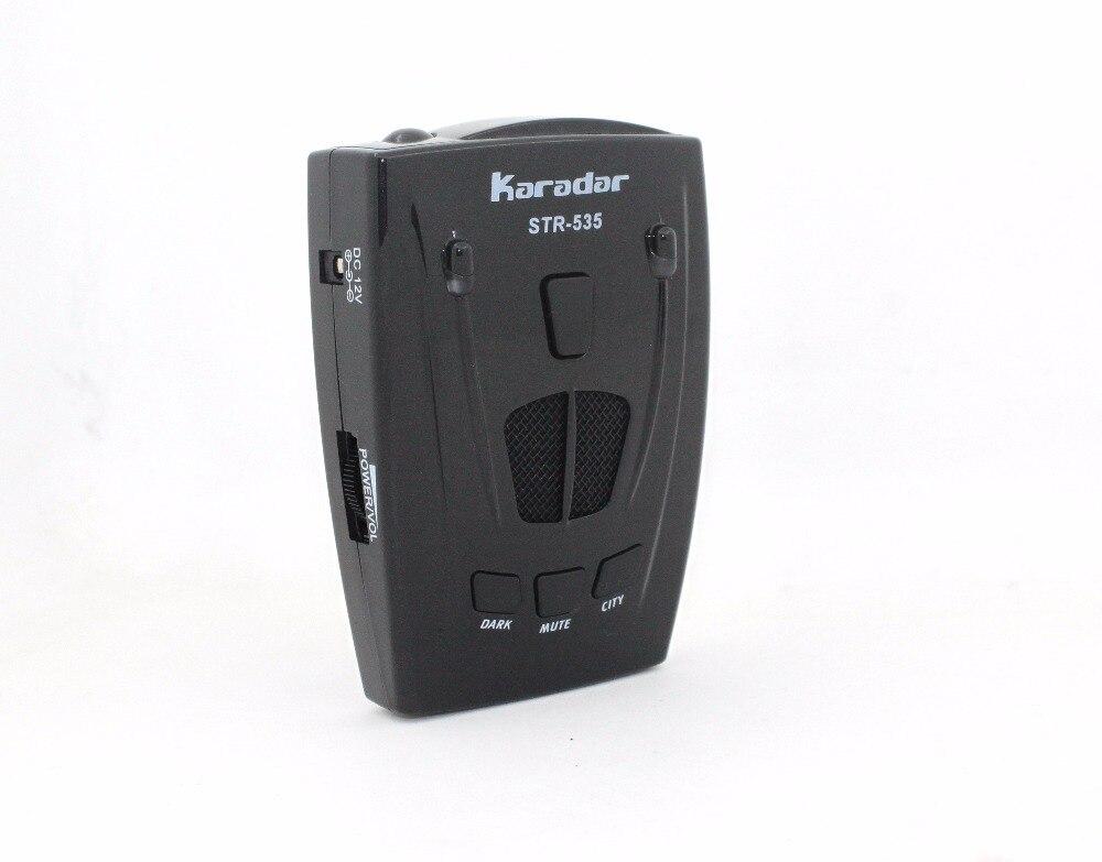 imágenes para KARADAR 2017 Pantalla Coche anti detector de radar con 16 Icono de la Marca x k nk ku ka laser strelka radar contra rusia