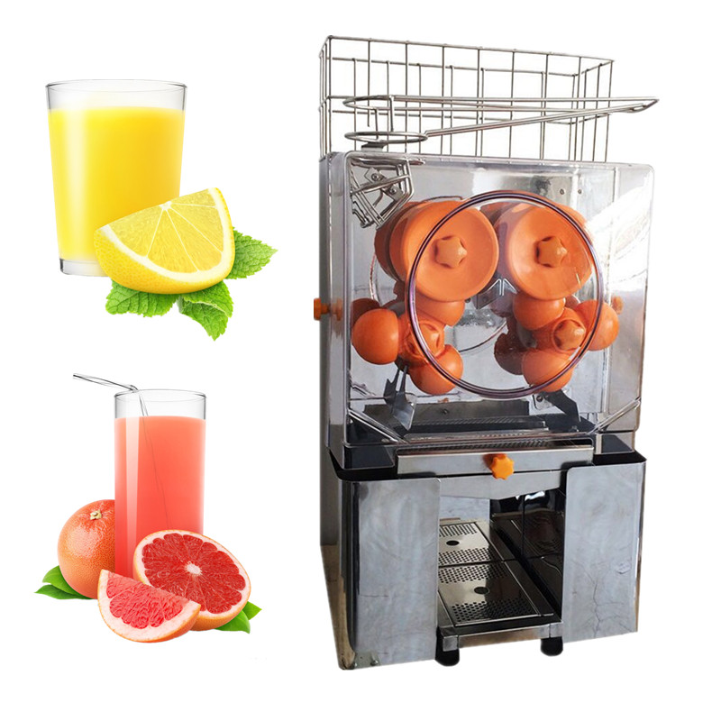 цена на High quality fresh orange juicer squeezed machine for orange juice
