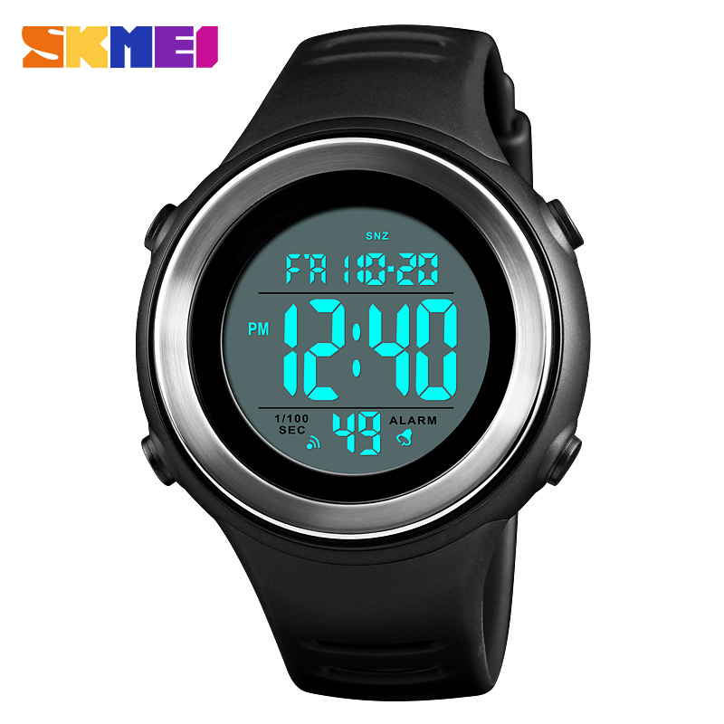 Fashion Countdowns Sport Watch Men Outdoor Military Sports Watches <font><b>SKMEI</b></font> Mens Watches Top Brand Luxury LED Digital Watch Man image
